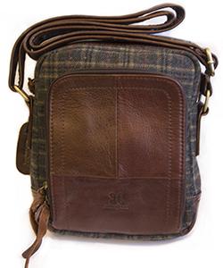 Твидовая сумка R391 от Carraig Donn