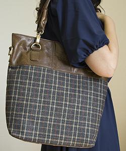 Женская твидовая сумка R663 от Carraig Donn